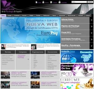 portal web EuroPsy copclm